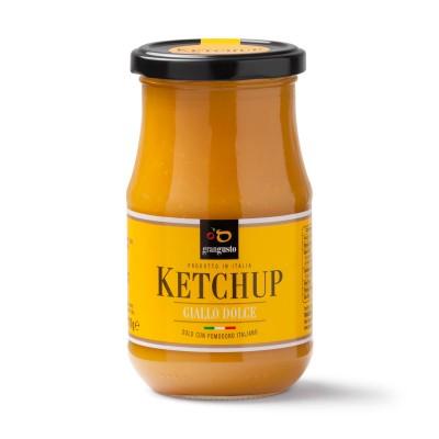 Ketchup Italiano Giallo 370g