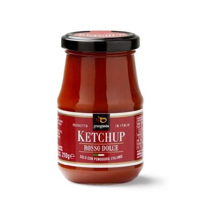 Ketchup Italiano Rosso 210g