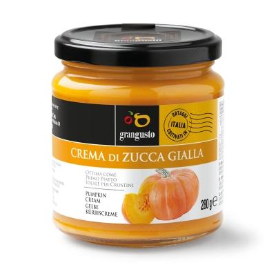 Crema di Zucca gialla