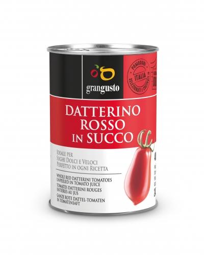 Datterino Rosso Intero in succo