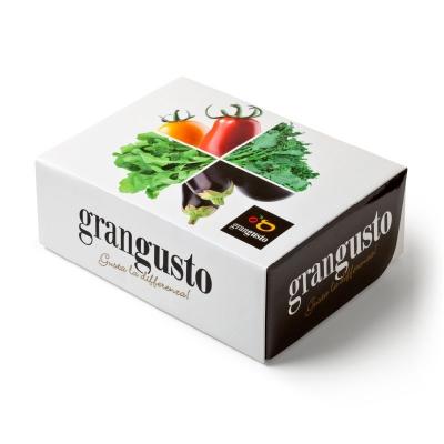 Confezione Grangusto Pasta e Bruschetta
