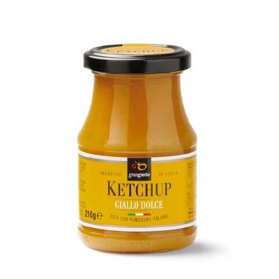 Ketchup Italiano Giallo 210g