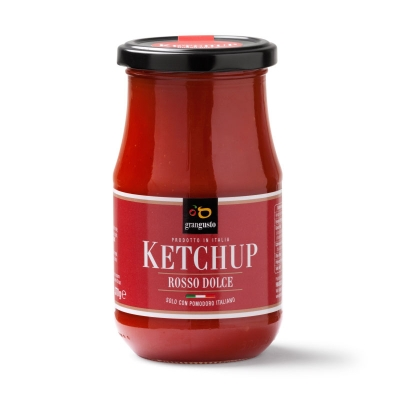 Ketchup Italiano Rosso 370g