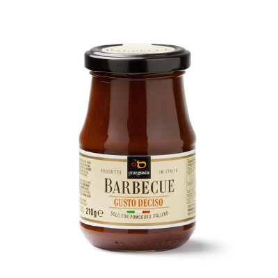 Salsa Barbecue 210g