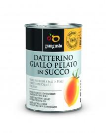 Datterino Giallo Pelato in succo