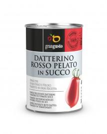 Datterino Rosso Pelato in succo